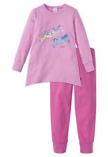 SCHIESSER Mädchen Pyjama lang Motiv Lillifee Einhorn 104 116 128 140 Schlafanzug