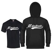 T-Shirt / Kapuzensweat Gladbach, Hoodie, Kapu, Shirt, Mönchengladbach Trikot