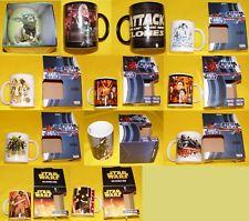 Star Wars - Tassen zum aussuchen (Vader, R2-D2, C-3PO, EPIII und mehr....)
