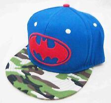 DC COMICS BATMAN CAMO MASHUP FLAT BRIM SNAPBACK HAT CAP BRAND NEW