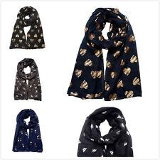 Nouveau femmes foulards Métallique foulards neuf Métallique Hijab pour filles Pashmina écharpe