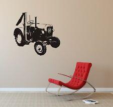 Wandtattoo: EICHER - Traktor - Landmaschinen // verschiedene Größen u. Farben