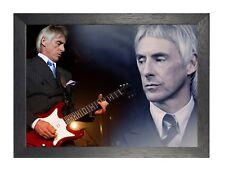 PAUL WELLER - 6 English Singer Songwriter Musician Punk Rock Legend Poster