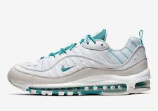 "Men's Nike Air Max 98 "" Teal Nebula "" Athletic Fashion Casual Sneaker 640744 109"