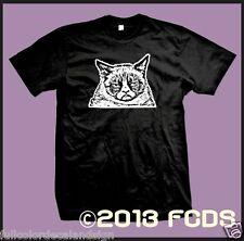 Grumpy Cat 100% Cotton T-Shirt Sm-5XL Big