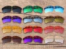 Vonxyz 20+ Color Choices IridiumCoat Replacement Lens for-Oakley Flak Jacket XLJ