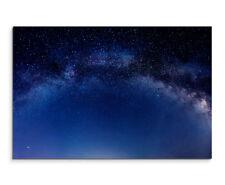 Wandbild Naturfotografie Milchstraße aus der nördlichen Hemisphäre auf Leinwand