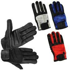 Hugger Full Finger Women's Summer Touring Motorcycle Riding/Driving Gloves Gel