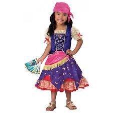 Gypsy Costume Toddler Girls Halloween Fancy Dress