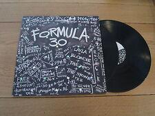Formula 30 - 1983 UK 30-track double vinyl LP compilation