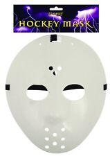Bulk Pack Hockey Mask Guy Fawkes Halloween Costume Character Mask Accessory