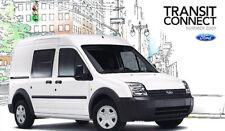 2009 2010 Ford Transit Connect Van Sales Brochure Catalog