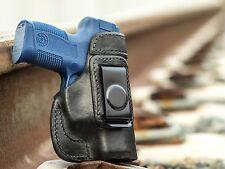 Taurus Millennium PT111 PT140 PT145 | Full Grain Leather IWB Conceal Holster