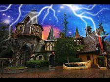 WED Disney Land New Fantasyland Blueprint & Construction Document - Over 100 pgs