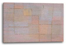 Lein-Wand-Bild Kunstdruck: Paul Klee - Clarification (1932)