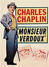 Monsieur Verdoux Dvd