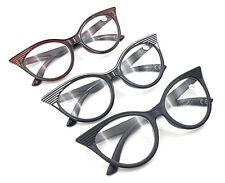 Art Deco Cat Eye LATEST TREND for 2017 Fashion Reading Glasses 3 Colours TN82