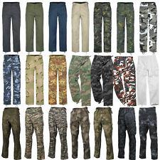 US pantalon militario 22 XS-7XL, Cargo Ejército Pantalón de campo trabajo