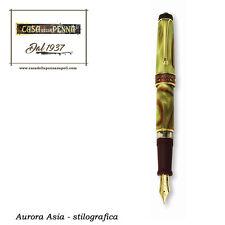 penna AURORA Optima Asia - 5 continenti sfera / roller / stilo OFFERTA!