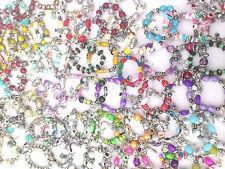 Wholesale Job Lot of Designer Assorted Charm,Turkish, Jesus Bracelets - Free P&P