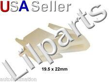 Door Belt Moulding Fastener Retainer Clip Honda Civic CR-V 90601-SH3-014
