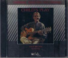 Brown, Steve Child's Play MFSL/Cafe Records Silver CD Neu OVP Sealed