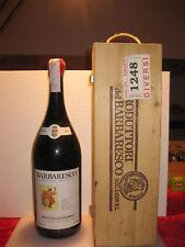 1990 COFFRET DOUBLE MAGNUM BARBARESCO 1990