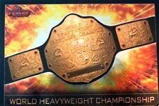 Slam Attax #040 World Heavyweight Championship Title