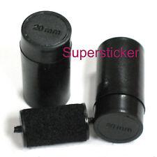 3 Price Gun refill Ink rolls 20mm for 1 line mx 5500 Motex L-5500 MX-5500 MX-989