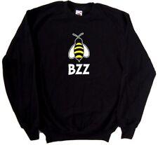 BEE bzz DIVERTENTE Felpa
