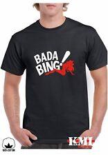 T-Shirt Camiseta BADA BING! SOPRANOS Mafia GANGSTER
