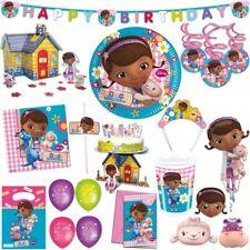 Disney Doc McStuffins Toy Doctor Children Party Kid's Birthday Decor Set