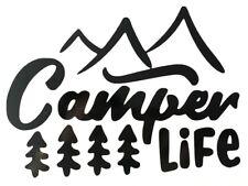 Vita camper in Vinile Decalcomania Sticker-ottimo per le auto, campervans, ROULOTTE