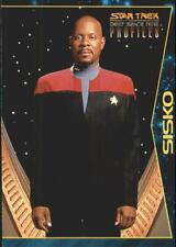 1997 Star Trek Deep Space Nine Profiles Non Sport - Choose Your Cards
