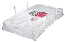 BIGBAG Big Bag Platten Asbest Entsorgung Sack Plattenbag 1350kg 260x125x30cm8478