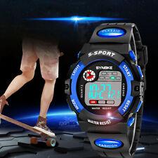 Casual Child Boys Girls Wristwatch Digital Sports Watch Watches Fashion Gift