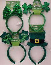 St. Patrick's Day Headbands   Select: Type