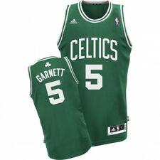 Boston Celtics KEVIN GARNETT Swingman Jersey M L XL SEWN NWT NEW Adidas Green