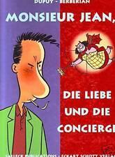 Monsieur Jean #1 l'amore e la concierge salleck Dupuy-Berberian