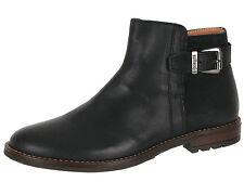Gallucci 1552B Leder Stiefeletten Mädchen Damen Schuhe Boots  31-40 Neu