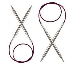 Knitpro Nova Fixed Circular Knitting Needles 40cm