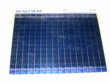 Microfich Ersatzteilkatalog Suzuki Alto Typ 2 SB 308 Stand 05/1992