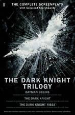 1 of 1 - The Dark Knight Trilogy, Good Condition Book, Nolan, Christopher, ISBN 978057128