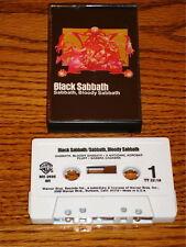 BLACK SABBATH SABBATH BLOODY SABBATH ORIGINAL CASSETTE