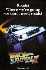 """"""" Zurück in die Zukunft 5.1cm Michael J Fox Modern Klassisch Filmposter"""