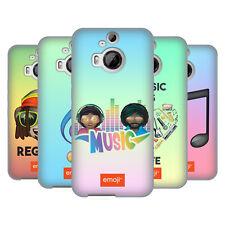 OFFICIAL EMOJI MUSIC SOFT GEL CASE FOR HTC PHONES 2
