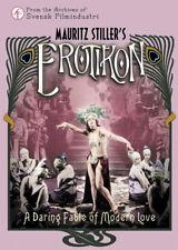 Mauritz Stiller Erotikon 1920 vintage movie poster #2