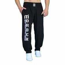MORDEX Neu, schwarz BW Fitnesshose Bodybuilding Sporthose Freizeithose