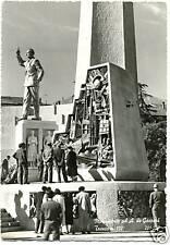 TRENTO - MONUMENTO AD A. DE GASPERI 1962