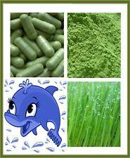 An Organic Source Pure Vegetarian Barley Grass Capsules - Natural Weight Loss
